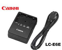 Genuine OEM CANON 80D 60D 6D 7D 5D Mark II LP-E6 Battery Charger LC-E6 L... - $33.47
