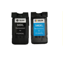 Re-Manufactured Ink Cartridge PG545 CL546 for Pixma MG3050 2550 2450 255... - $110.31