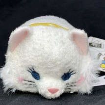 "Disney Tsum Tsum Duchess Mini 3.5"" Plush Aristocats Posh Paws - $22.21"
