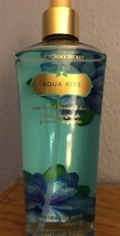 Victoria's Secret Aqua Kiss 8.4 OZ Body Fragrance Mist New Freesia Daisy - $10.69