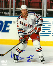 Mike Keane signed New York Rangers 8x10 Photo - $15.95