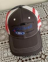 Brand New Stillwell Ford Lincoln Hillsdale Michigan Patriotic Mesh Baseb... - $10.99