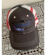 Brand New Stillwell Ford Lincoln Hillsdale Michigan Patriotic Mesh Baseb... - $11.49