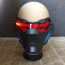 Overwatch 76 Helmet Mask Halloween Cosplay Season PVC - $64.35 CAD