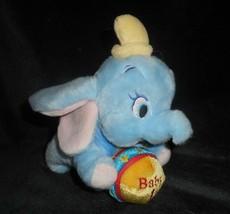 """6 """" Disney Magasin Dumbo Volant Éléphant POUR BÉBÉ 1ST Balle Animal en Peluche - $18.49"""