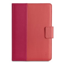 Belkin Classic Tab Cover / Case with Stand for Apple iPad mini (Pink/Coral) - $18.97