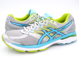 Asics Womens 11 Multicolor GT 2000 T656N Lace Up Athletic Running Shoes ... - $28.99