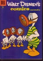 WALT DISNEY'S COMICS & STORIES #211 DONALD DUCK  BARKS VG - $14.55
