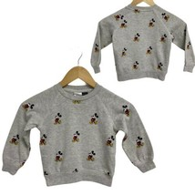 Disney toddlers boys sweatshirt Mickey Mouse size 3T (G-1C) - $13.74