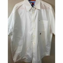 tommy Hilfiger S/S dress shirt white  - $14.00