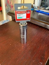 Craftsman 18-mm Socket, 12 Point, 1/2-Inch Drive, # 45943 - $7.49