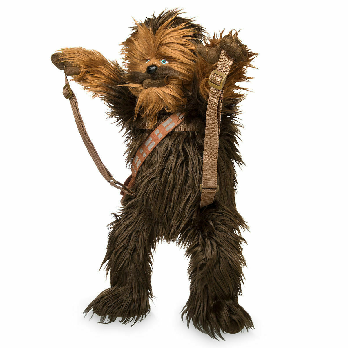 Disney Parks Star Wars Chewbacca Backpack New With Tags image 3
