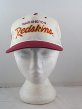 Washington Redskins Hat (VTG) - Twill Script Sports Specialties - Adult ... - $75.00