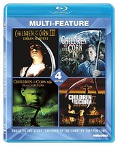 Children of The Corn 4-Film Collection [Blu-ray] (2014)