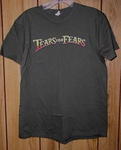 Tears For Fears Concert Tour T Shirt - $34.99
