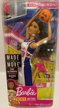 New Barbie Careers Basketball Player Doll - $29.55
