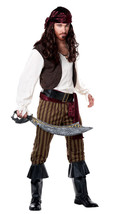 California Costumes Adult Rogue Pirate Costume Size: Medium (40-42) - $38.49