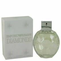 Emporio Armani Diamonds by Giorgio Armani Eau De Parfum Spray 3.4 oz for Women - $99.99