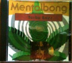 Mentalbong: Turbo Buzz Hypnosis CD *** NEW *** FREE SHIPPING USA - $4.95