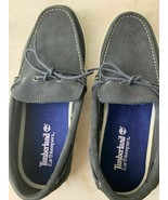 Timberland Earthkeepers Casco Bay 1 Eye Navy Men's Boat Shoes SIZE 9.5 5... - $119.77