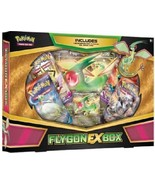FLYGON EX Collection Box POKEMON TCG Cards Primal Clash Sealed Booster P... - $20.99