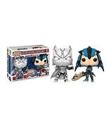 Funko - Figurine Marvel Vs Capcom - 2-Pack Black Panther Vs Monster Hunt... - $98.99