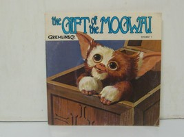 GREMLINS the gift of the mogwai, 16 page book/ 7-inch 33 1/3 read along ... - $9.99