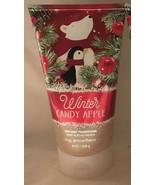 Bath And Body Works WINTER CANDY APPLE Sparkling Snowflake Scrub  - $14.80