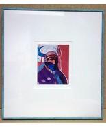 Art Print Native American 18in x 16 1/2in - $50.75