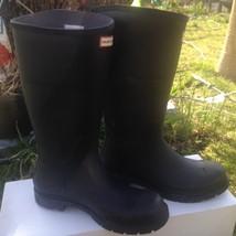 New Hunter for Target MENS Waterproof Rain Boots Black Size 12 - $100.00