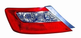 Fits 09-10Honda Civic 2 Door Cpe Tail Lamp / Light Left Driver - $49.25