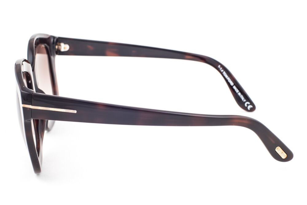 Tom Ford Christophe Dark Havana / Brown Gradient Sunglasses TF279 50F image 3