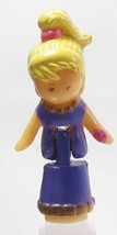 1994 Vintage Polly Pocket Doll Starbright Dinne... - $7.50