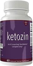 Ketozin Weight Loss Pills Advance Weight Loss Supplement Appetite Suppre... - $39.95