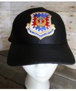 US Air Force AIR MOBILITY WARFARE CENTER Embroidered Ball Cap Snapback Hat - $25.15