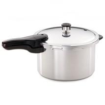 Presto 01282 8-Quart Aluminum Pressure Cooker - £42.75 GBP