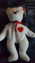 MEGA-RARE-VALENTINO-TY-Beanie-Baby-Misspelled-ORIGIINAL-SUFACE & T... - $10,000.00