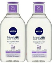 2 Nivea 13.52oz Daily Essentials Sensitive Skin Caring 3in1 Face & Eyes ... - $27.71