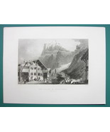 SWITZERLAND Alps Grindelwald & 1855 AD A.B. Sand Spices Oils Paints Perf... - $13.77