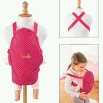 """COROLLE Mon Premier Baby Doll Cherry Baby Sling (Fits 14"""" & 17"""" doll) CM... - $34.29"""