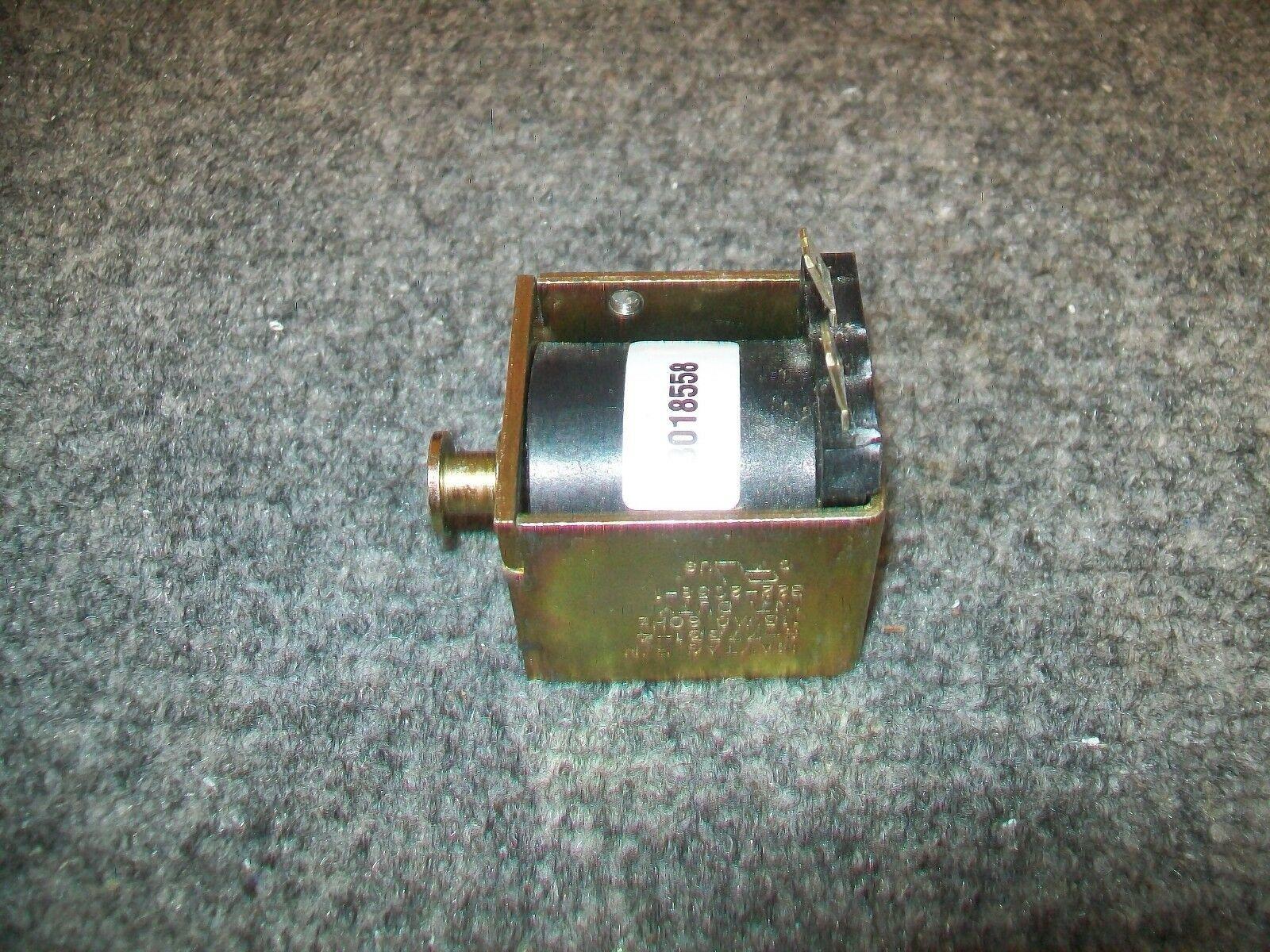 WP67001835 MAYTAG JENN-AIR REFRIGERATOR DISPENSER SOLENOID - $38.00