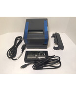 Epson TM-T88V M244A Point of Sale Thermal Printer and Power Supply USB R... - $144.54