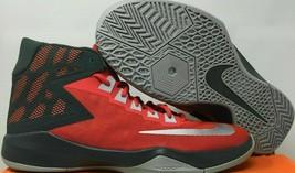 Nike Men's Zoom Devosion Red 844592-60 Basketball Shoes Sz 14 $80 Euro S... - $49.49