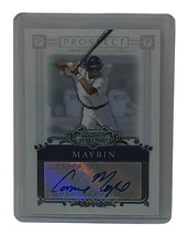 Cameron Maybin 2006 Bowman Sterling Autograph Certified Auto RC Rookie Card - $18.69
