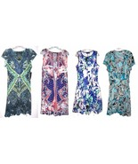 Apt. 9 Paisley Floral Wrap and Foam Dresses NWT$50 $60 Size XS to Plus S... - $25.64+