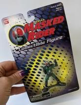 Vintage 1995 Bandai Saban's Masked Rider Mini Collectible Action Figure, Sealed! - $15.00