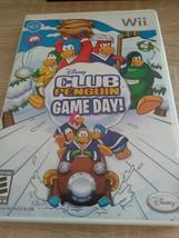 Nintendo Wii Disney Club Penguin: Game Day! - Complete image 1