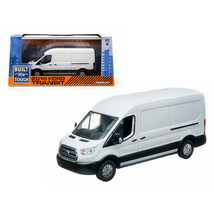 2015 Ford Transit (V363) Oxford White 1/43 Diecast Car Model by Greenlig... - $37.93