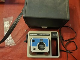 Vintage Kodak THE HANDLE Instant Camera With Carrying Case - $19.94