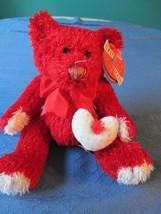 Glitterbears First & Main Red Valentine Bear # V1482 - $19.99